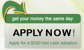 Same Day Payday Loans Apply Today